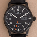 Fortis Fortis Pilot Professional Day/Date Black