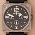 Bell & Ross Titanium Chrono