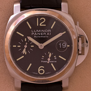 Panerai Luminor 40 Power Reserve