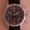 IWC Flieger Chronograph Mecha- Quartz