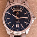 Tag Heuer Link day date Calibre 5