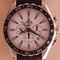 Omega Aqua Terra Co-Axial GMT Chronograph