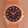 Omega Constellation Co-Axial Diamond 31mm