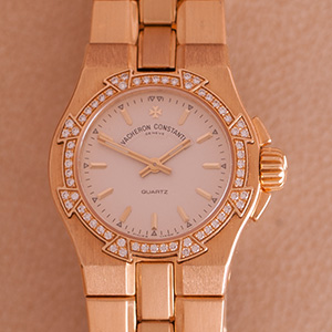 Vacheron Constantin Overseas lady Diamonds