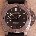 Panerai Luminor 47 1950 Submersible Titanium