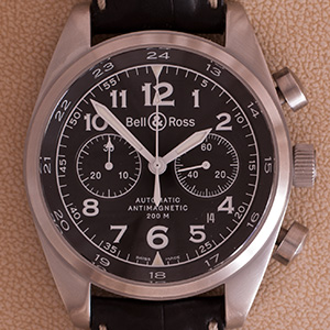 Bell & Ross Vintage Chronograph Antimagnetic