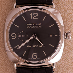 Panerai Radiomir Black seal 3 days automatic