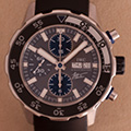IWC Aquatimer Tribute To Jacques Cousteau