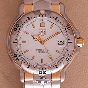 Tag Heuer Professional 200