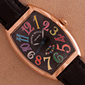 Franck Muller Cintree Curvex Color Dreams