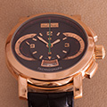 Paul Picot Technograph Gold 44mm