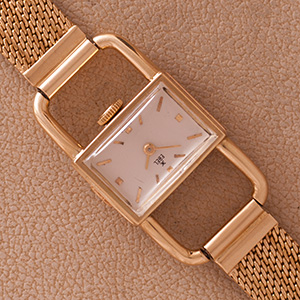 Ebel (occasion) Lucchetto ('lock') Vintage Classic