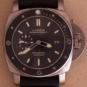 Panerai Luminor Submersible 1950 Amagnetic 3 day