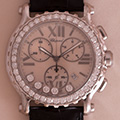 Chopard Happy Sport Chronograph Diamonds
