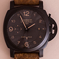 Panerai Luminor GMT Ceramic 1950 Black