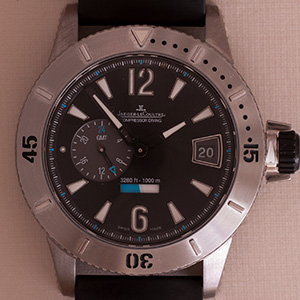Jaeger-LeCoultre Master Compressor Diving GMT