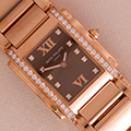 Patek Philippe Twenty-4 Rosegold Diamonds