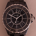 Chanel J12 Black ceramic Automatic