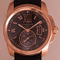 Cartier Calibre Marron