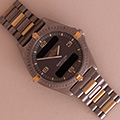 Breitling Aerospace Titanium-Gold Full Bar