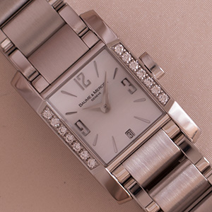 Baume & Mercier Hampton Ladies Diamonds