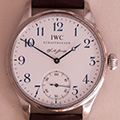 IWC Portugieser F.A.Jones Edition