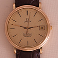 Omega Constellation Chronometer Quartz