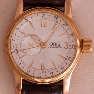 Oris 18K. Big Crown Centenary Centennial