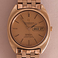 Omega Vintage Constellation Gold Cap Cal.1021