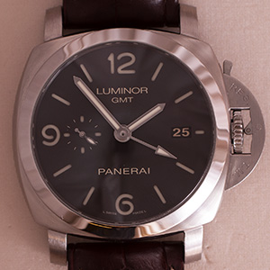 Panerai Luminor 1950 3 days GMT