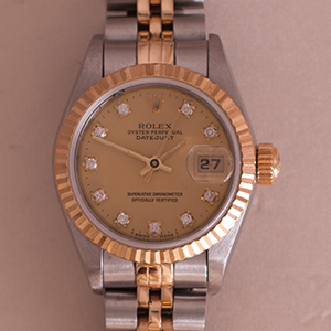 Rolex Datejust Diamond Dial
