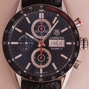 Tag Heuer Carrera Chronograph Day-Date Monaco GP