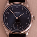 Staudt Praeludium Hand Wound Two-tone Black