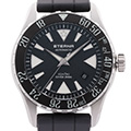 Eterna KonTiki Diver Black Ceramic