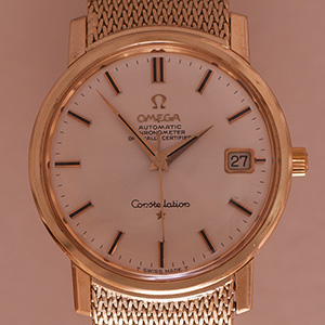 Omega Vintage Constellation cal. 564