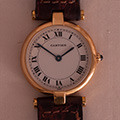 Cartier Vendome Louis Ronde 18Krt