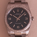 Rolex Oyster Perpetual 36mm Blue