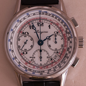 Longines Tachymeter Chronograph