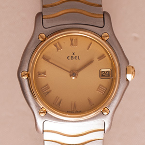 Ebel (occasion) Sport Classic Wave
