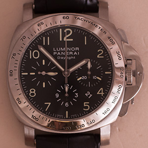 Panerai Luminor Daylight 44mm Chronograph