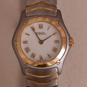 Ebel (occasion) Classic wave