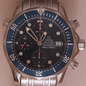 Omega Seamaster Chronograph Diver 300M