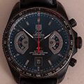 Tag Heuer Carrera 17RS2 Black Titanium