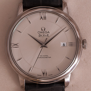 Omega De Ville Prestige Co-Axial Date 39.5mm