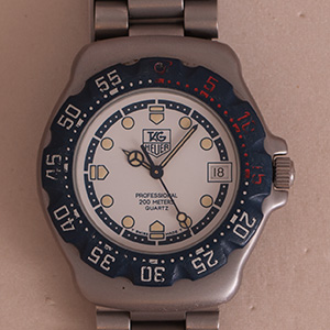 Tag Heuer Profesional Midsize