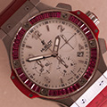 Hublot Big Bang Tutti Frutti Steel Chrono RED