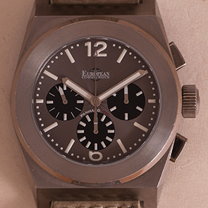 European Company Watch Panhard F40