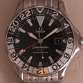 Omega Seamaster GMT 50th Anniversary
