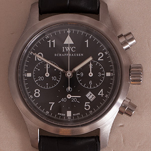 IWC Flieger Chronograph Mecha-Quartz