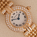 Cartier Colisee Boule Diamonds